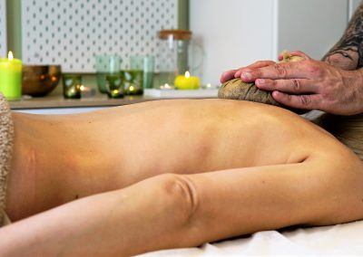 Potli masažas